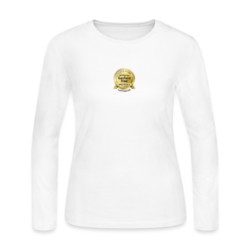 Supporters Collection - Women's Long Sleeve Jersey T-Shirt