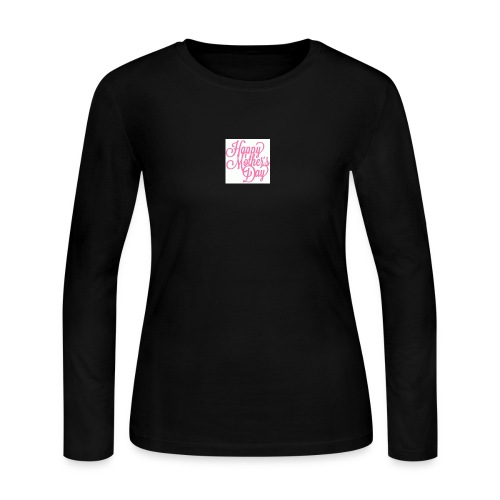mothers day - Women's Long Sleeve Jersey T-Shirt
