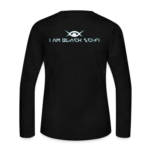 IAMBSF Logo and Text png - Women's Long Sleeve Jersey T-Shirt