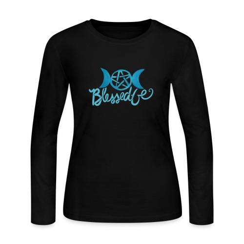 Blessed Be - Women's Long Sleeve Jersey T-Shirt