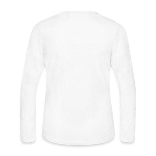 Keep Calm & MUSH On - Women's Long Sleeve Jersey T-Shirt