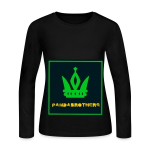 YouTube Channel gifts - Women's Long Sleeve Jersey T-Shirt