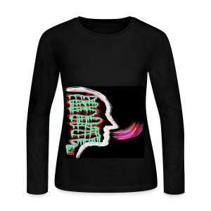 Breath of Enchantment - Women's Long Sleeve Jersey T-Shirt