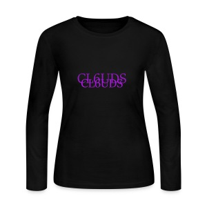 Purp Long-Sleeve - Women's Long Sleeve Jersey T-Shirt