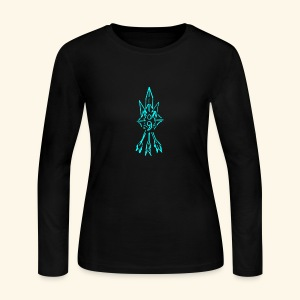 semi colon - Women's Long Sleeve Jersey T-Shirt
