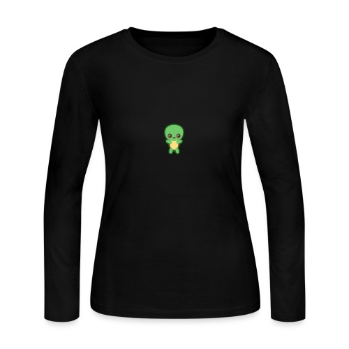 Turtle Squad - Women's Long Sleeve Jersey T-Shirt