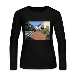 Historic Village - Women's Long Sleeve Jersey T-Shirt