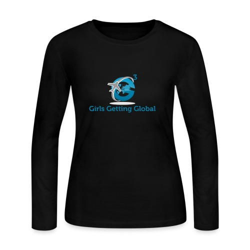 The Official Girls Getting Global Apparel - Women's Long Sleeve Jersey T-Shirt