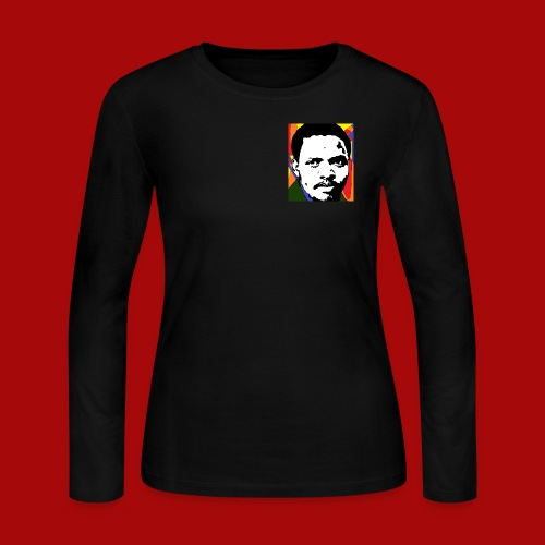 for Steven Biko - Women's Long Sleeve Jersey T-Shirt