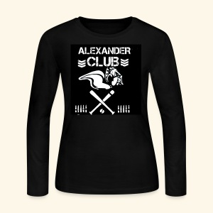 AHS CLUB T'S - Women's Long Sleeve Jersey T-Shirt