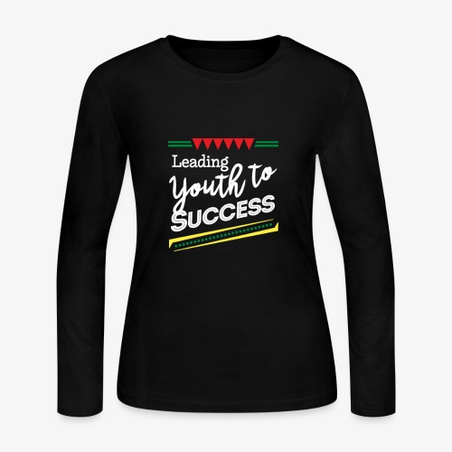 Leading Youth To Success - Women's Long Sleeve Jersey T-Shirt