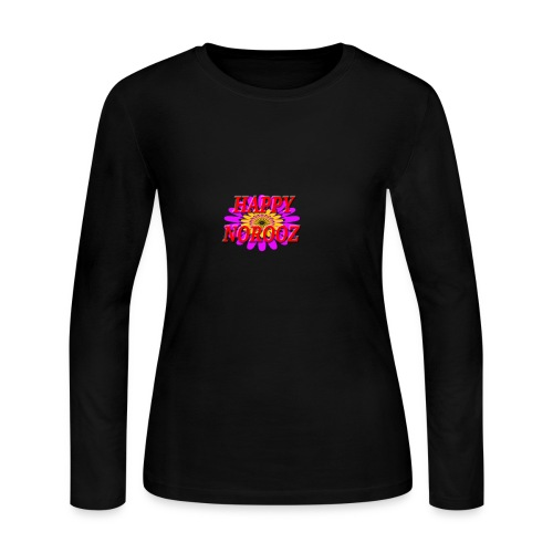 nouwruz - Women's Long Sleeve Jersey T-Shirt