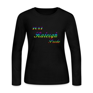Raleigh - Women's Long Sleeve Jersey T-Shirt