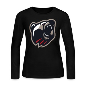 RoaR Iconic - Women's Long Sleeve Jersey T-Shirt
