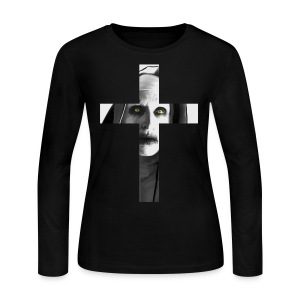 VALAK CROSS - Women's Long Sleeve Jersey T-Shirt