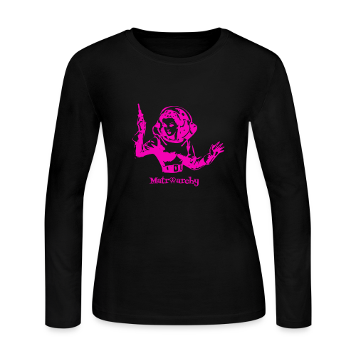 Matriarchy - Women's Long Sleeve Jersey T-Shirt