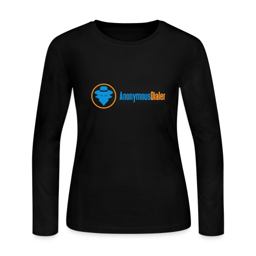 Anonymous Dialer Apparel - Women's Long Sleeve Jersey T-Shirt