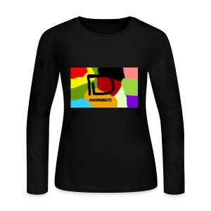 DwayneRektz Dye - Women's Long Sleeve Jersey T-Shirt
