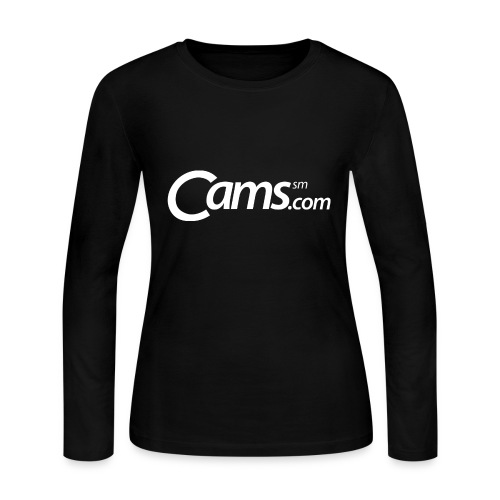 Cams.com Merchandise - Women's Long Sleeve Jersey T-Shirt