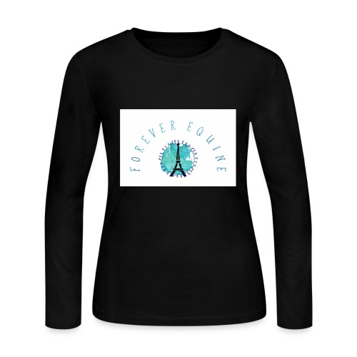 Forever Equine - Women's Long Sleeve Jersey T-Shirt