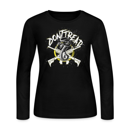 Don't Tread - Women's Long Sleeve Jersey T-Shirt
