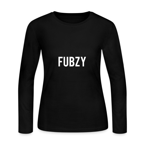 FUBZY - Women's Long Sleeve Jersey T-Shirt