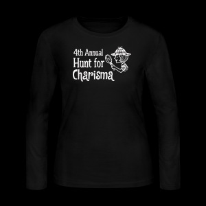 4th Annual Hunt for Charisma - Women's Long Sleeve Jersey T-Shirt