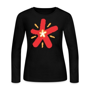 SHINE - Women's Long Sleeve Jersey T-Shirt