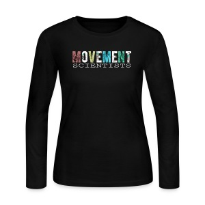 Movement Scientists - Women's Long Sleeve Jersey T-Shirt