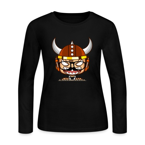 AngryOdinSon - Women's Long Sleeve Jersey T-Shirt