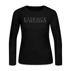 Essence of Bellydance - Women's Long Sleeve Jersey T-Shirt