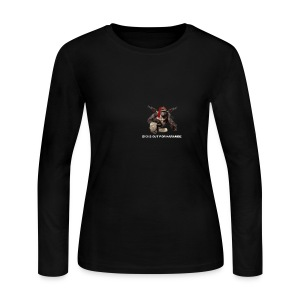 dicks out for harambe - Women's Long Sleeve Jersey T-Shirt