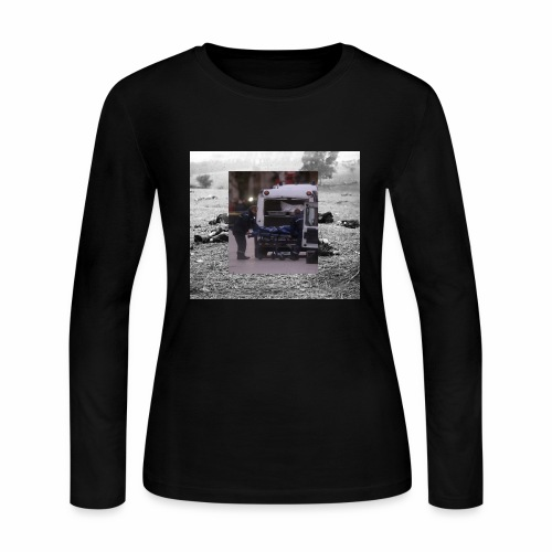 WOOD$GANG - Women's Long Sleeve Jersey T-Shirt