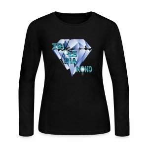 newTD - Women's Long Sleeve Jersey T-Shirt