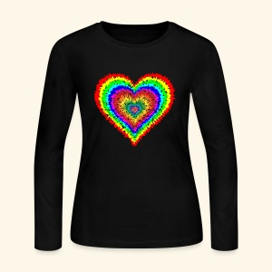 Tie Dye - Women's Long Sleeve Jersey T-Shirt