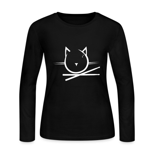 Gato Rodriguez® - Women's Long Sleeve Jersey T-Shirt
