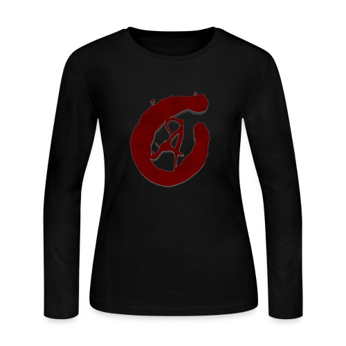 Shadow Armada - Women's Long Sleeve Jersey T-Shirt
