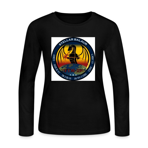 FTM 29 T-Shirt - Women's Long Sleeve Jersey T-Shirt