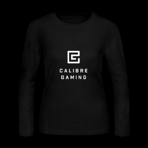 Calibre Gaming Inverted - Women's Long Sleeve Jersey T-Shirt