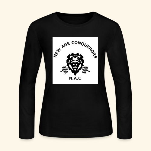 NEW AGE CONQUERORS - Women's Long Sleeve Jersey T-Shirt