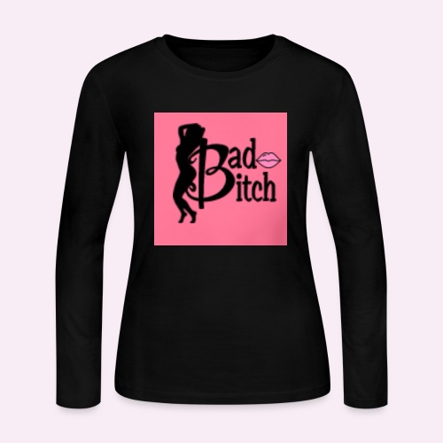 Bad Bitch™️ - Women's Long Sleeve Jersey T-Shirt