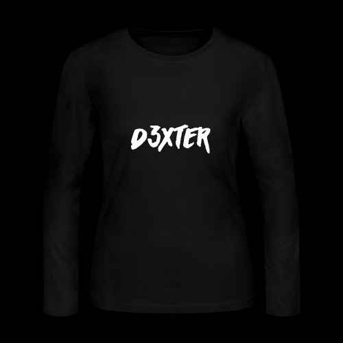 D3XTER - Women's Long Sleeve Jersey T-Shirt