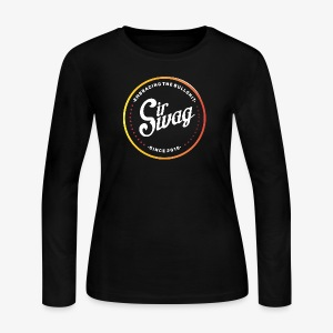 Vintage Swag - Women's Long Sleeve Jersey T-Shirt