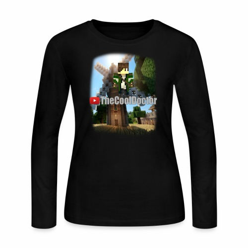 Main Apparel and accessories - Women's Long Sleeve Jersey T-Shirt