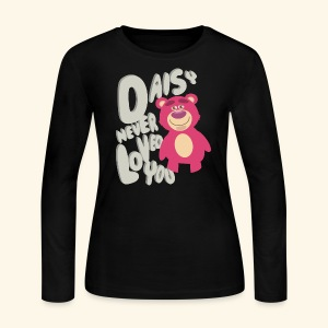 Daisy never loved you - Women's Long Sleeve Jersey T-Shirt