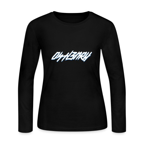 0hH3NRY - Women's Long Sleeve Jersey T-Shirt