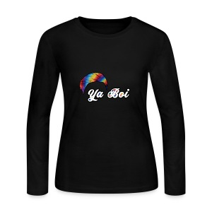 Ya Boi - Women's Long Sleeve Jersey T-Shirt
