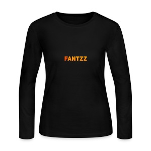 Fantzz Clothing - Women's Long Sleeve Jersey T-Shirt