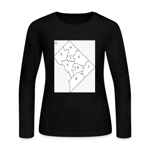 Wards - Women's Long Sleeve Jersey T-Shirt