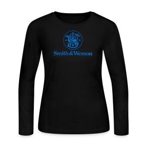 Smith & Wesson (S&W) - Women's Long Sleeve Jersey T-Shirt